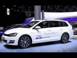 Volkswagen Golf Variant TGI BlueMotion v prodeji