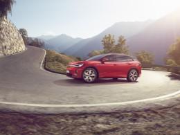 Volkswagen ID.4 GTX v prodeji, základní cena činí 1 384 900 Kč