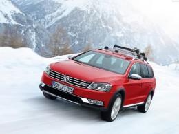 Volkswagen Passat Alttrack - nové fotografie