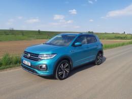 Test: Volkswagen T-Cross R-Line 1.5 TSI DSG je skvělé auto, jen má jednu chybu