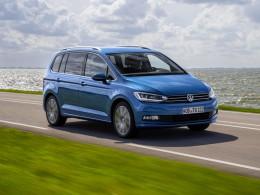 Volkswagen Touran 2015 - nová generace je tady