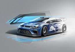 Volkswagen vyvíjí Polo R WRC pro novou éru rallye