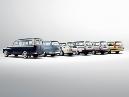 Volvo vyr�b� ji� 60 let vozy kombi