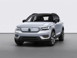 Volvo má první elektromobil, je jím model XC40 Recharge s výkonem přes 400 koní