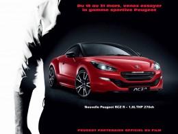 Peugeot RCZ a 208 GTi si zahrály ve filmu