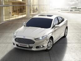 Vyrobeno prvn� hybridn� Ford Mondeo HEV