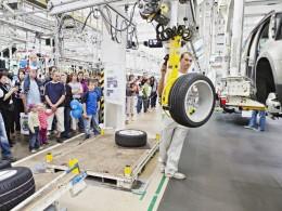 Výrobní závod Škody přilákal přes 24 tisíc návštěvníků