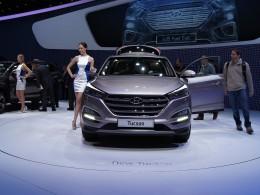 Ženevský autosalon 2015 - Hyundai Tuscon nástupcem ix35