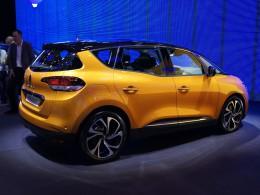 Ženevský autosalon 2016 živě - nový Scénic hlavním lákadlem u Renaultu