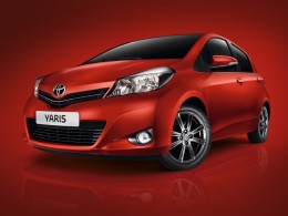 Zn�me ceny nov� Toyoty Yaris