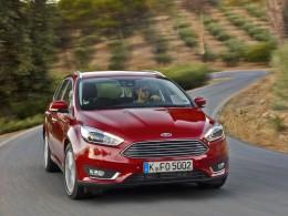 Známe české ceny nového Fordu Focus