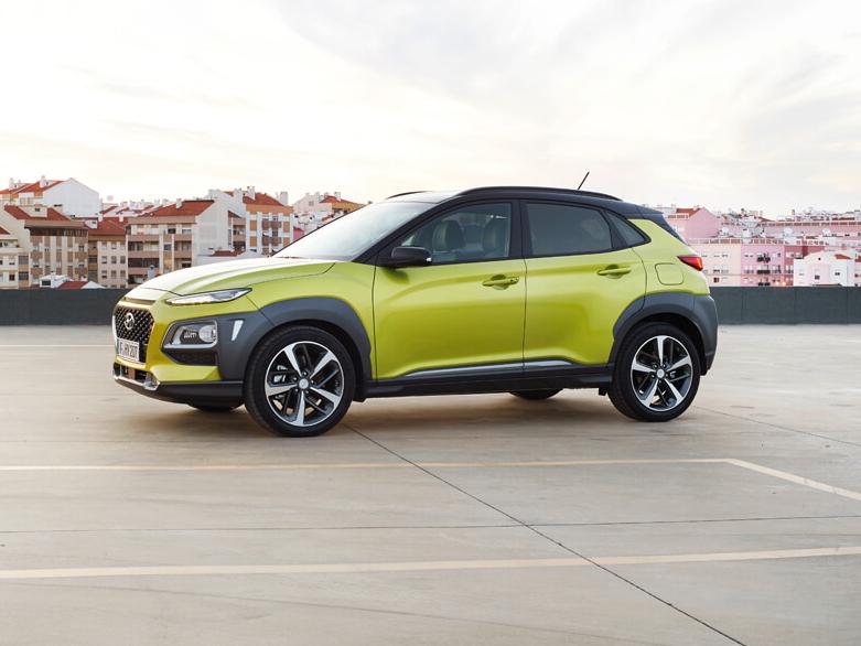 Malé SUV Hyundai Kona kompletně odhaleno, máme nové fotografie a informace
