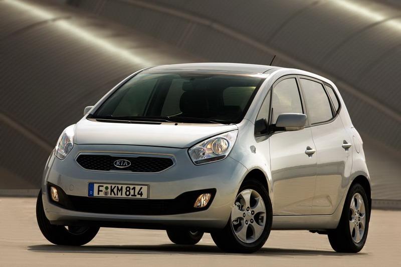 Malé velké auto: Kia Venga