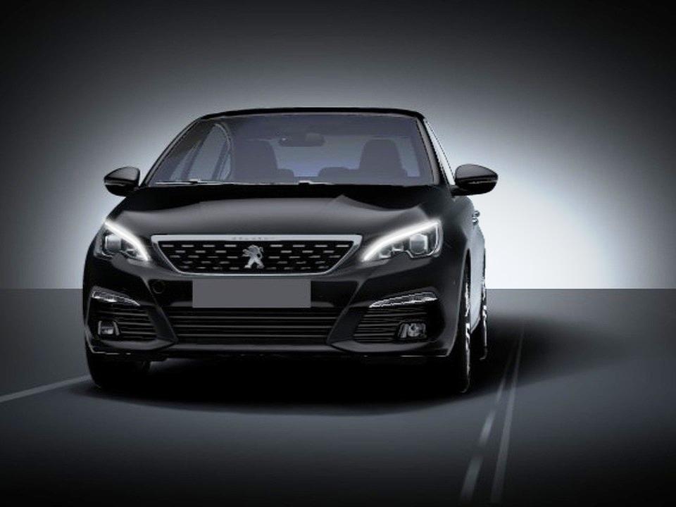 Máme fotografie modernizovaného Peugeotu 308. Zkuste najít změnu!