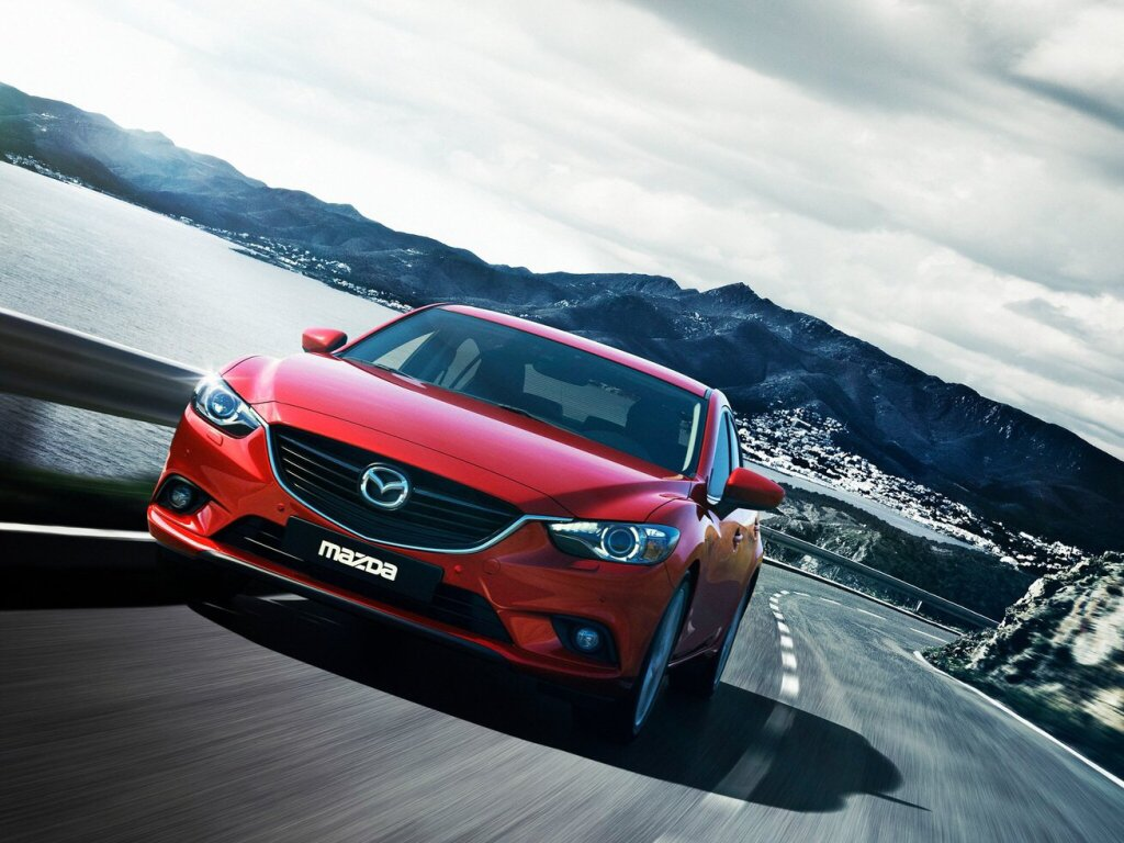 Mazda 6 - třetí generace na obzoru