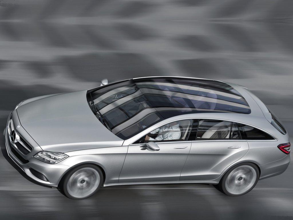 Mercedes-Benz Shooting Brake: Budoucí CLS jako kombi