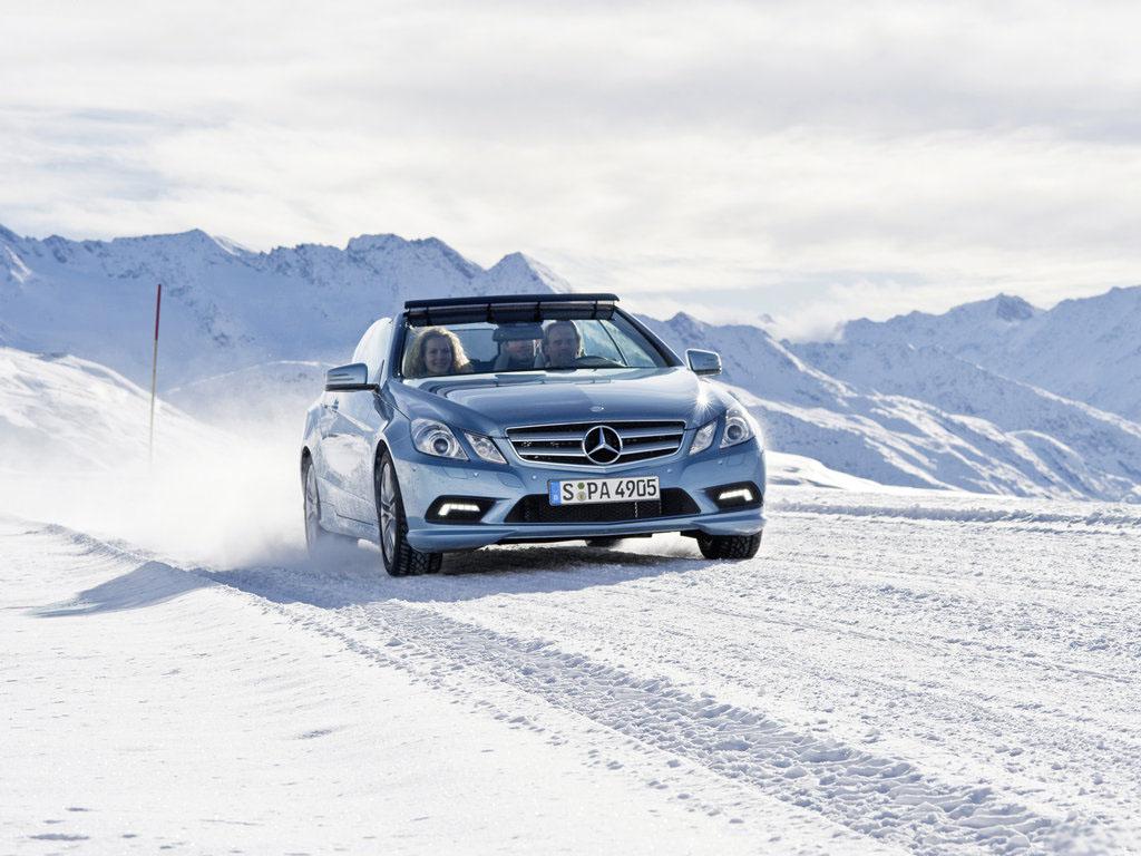 Mercedes Benz E-Класс кабриолет,…