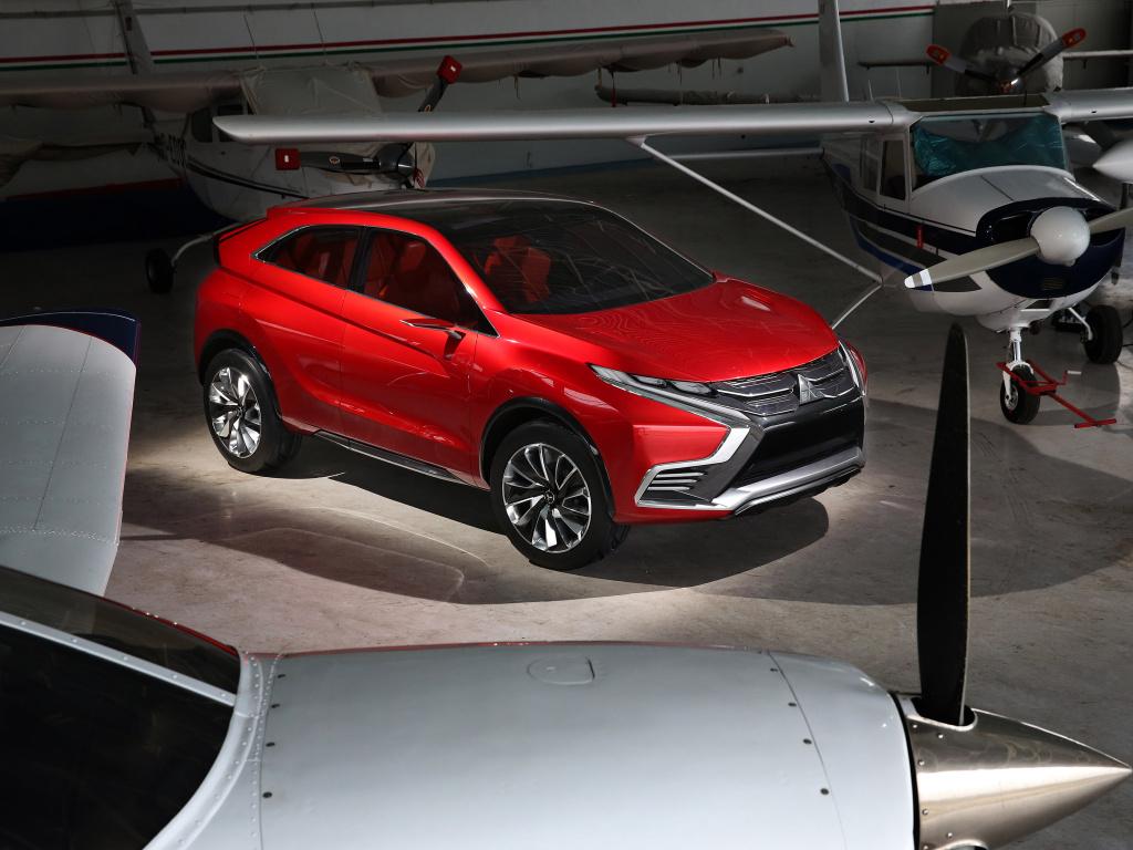 Mitsubishi v Ženevě ukáže malé SUV a pick-up L200