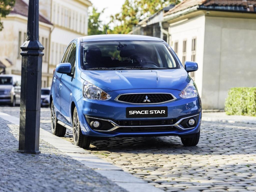 Mitsubishi Space Star má české ceny, v základu přijde na 239 850 Kč