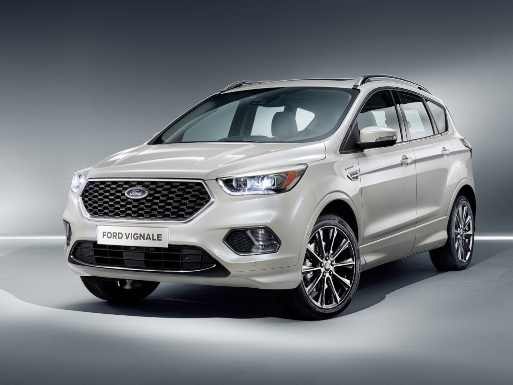 Modelová řada Ford Vignale se rozrůstá