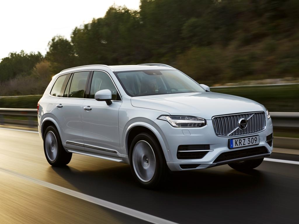Modelový rok 2016 automobilky Volvo Cars otevírá novou éru