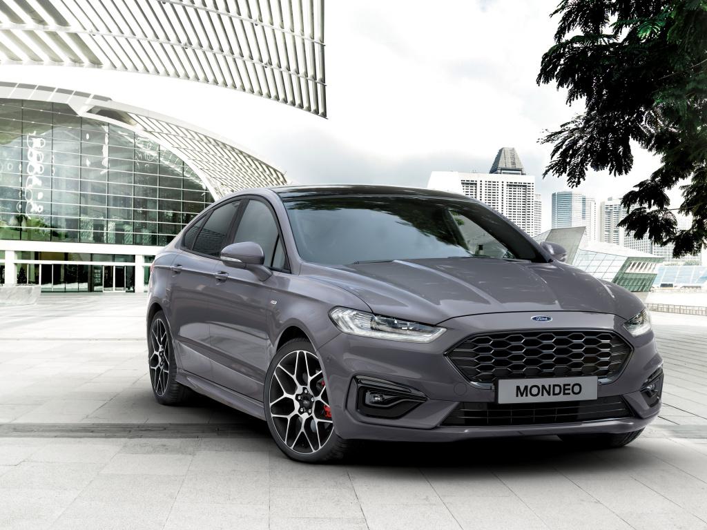 Modernizovaný Ford Mondeo je tady, dokonce jako hybrid