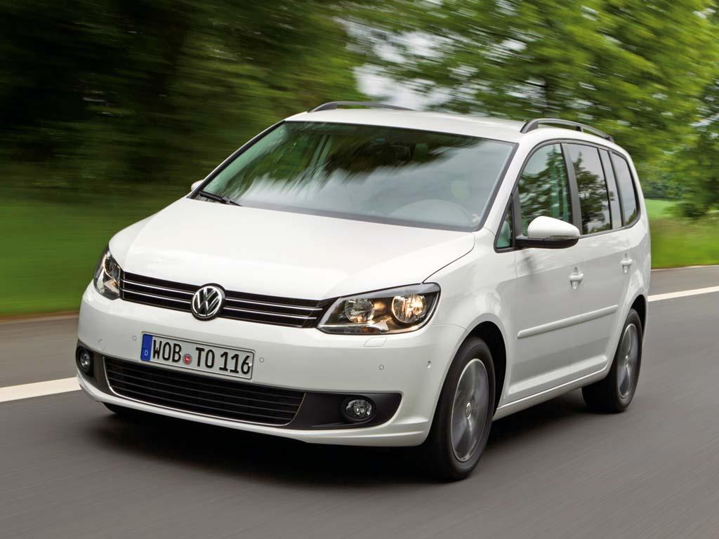 Modernizovaný VW Touran dorazil: Ceny, údaje, výbavy
