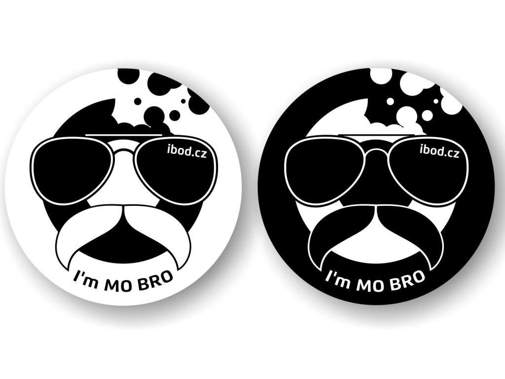Movember můžete podpořit koupí památeční placky