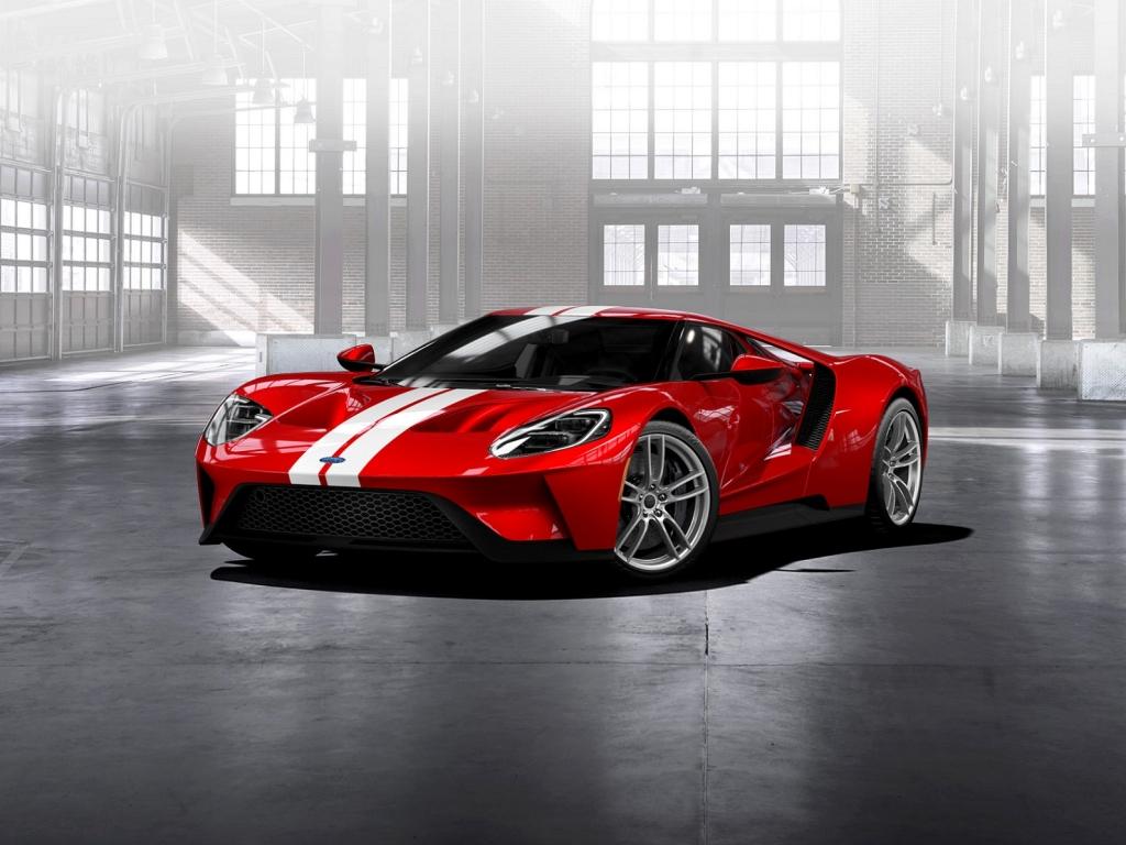 Na Ford GT nestačí mít peníze, Ford si zákazníky vybere