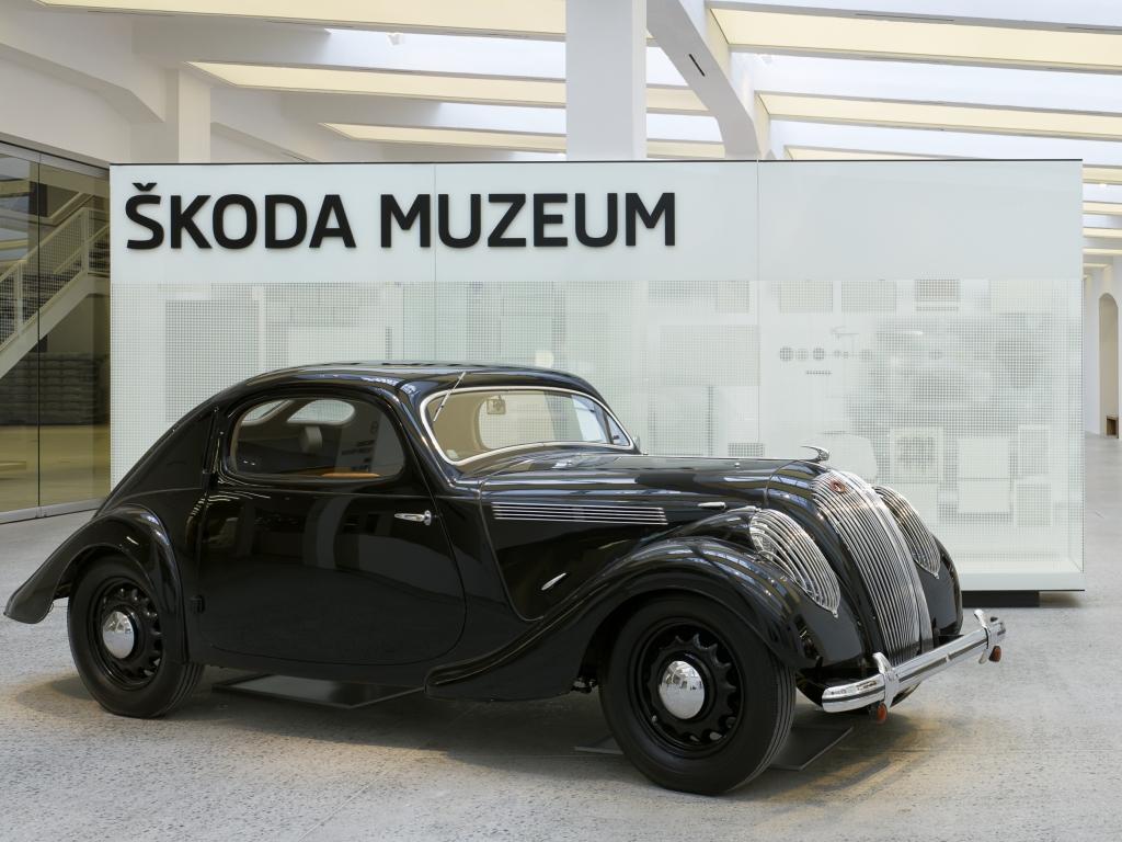 Navštivte nonstop virtuálně Škoda Muzeum