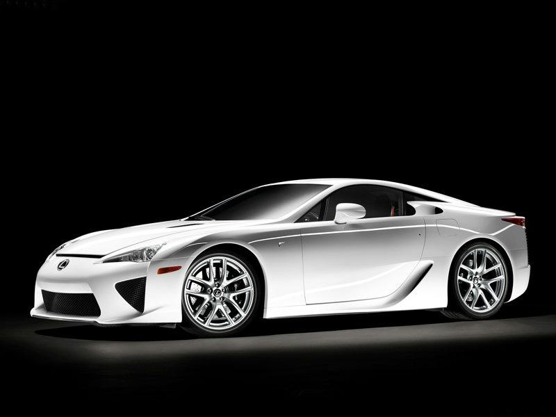 Nejdražším Lexusem všech dob se stává supersport LFA