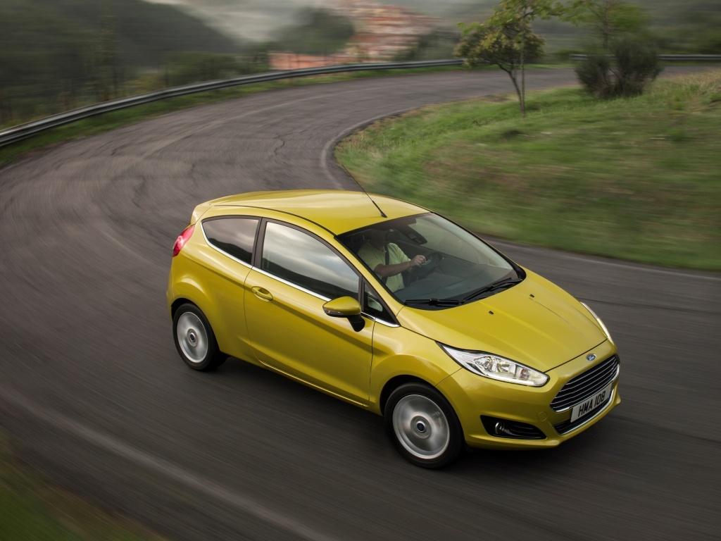 Nejprodávanějším malým autem v Evropě je Ford Fiesta
