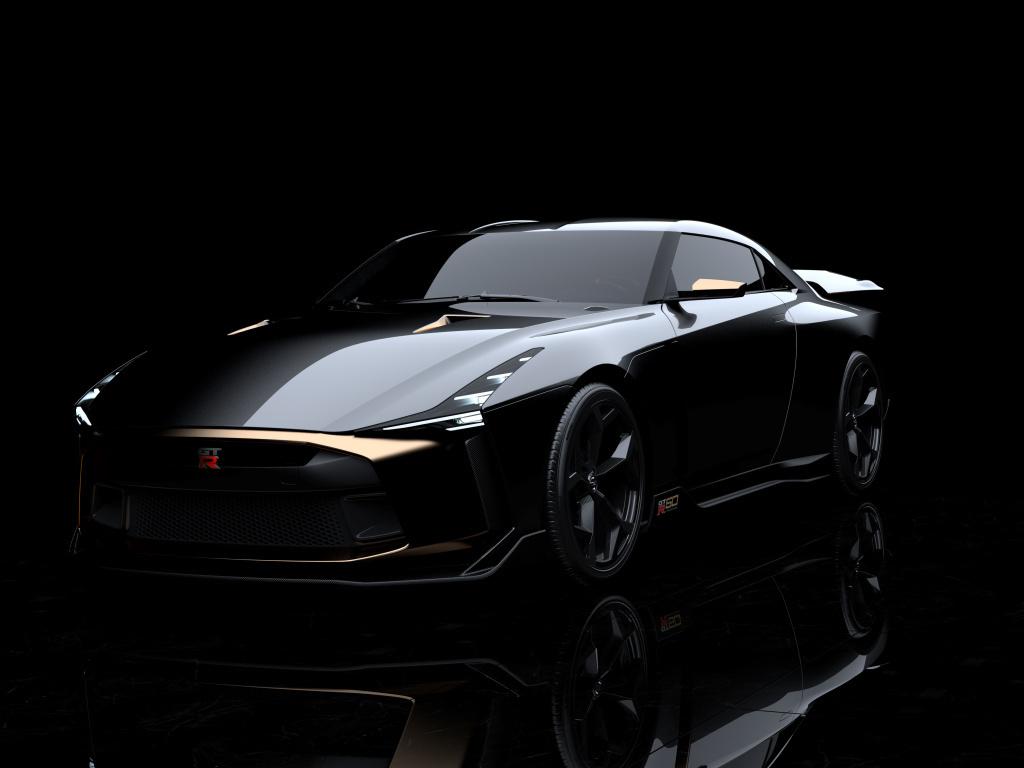 Nissan GT-R50 od Italdesignu má 720 koní