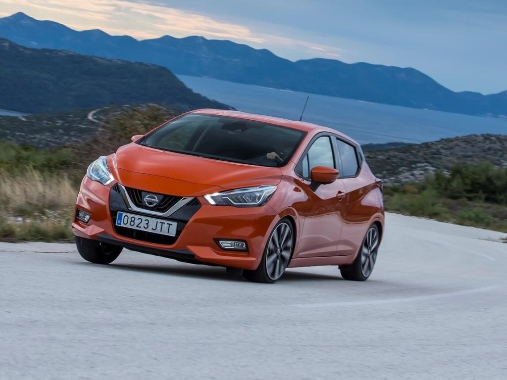 Nissan Micra nově pod čtvrt milionu korun
