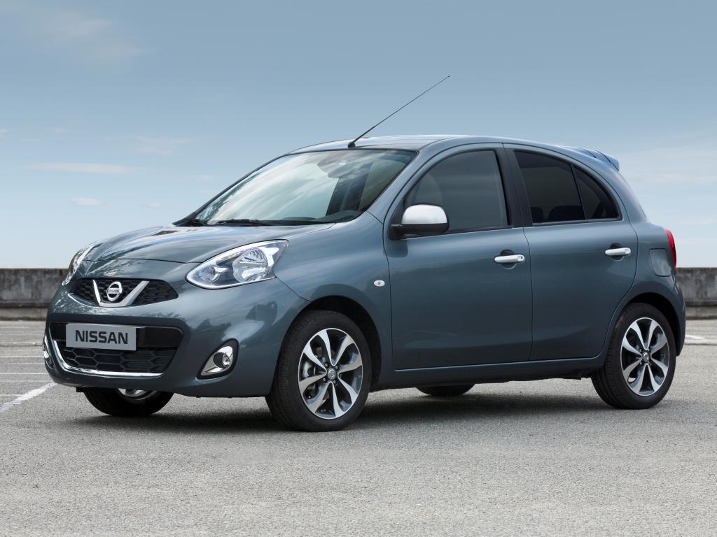 Nissan Micra nově ve výhodné verzi N-TEC