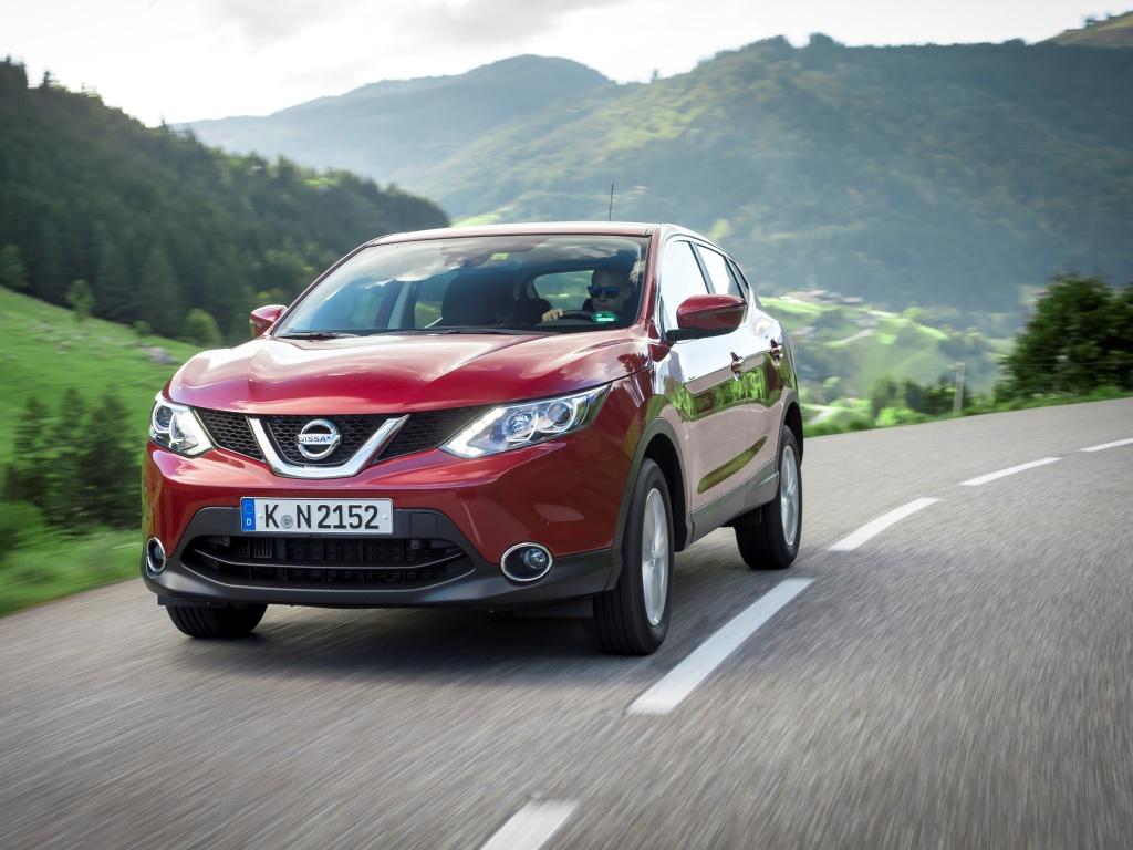 Nissan vyhlásil u svých modelů boj s kilogramy
