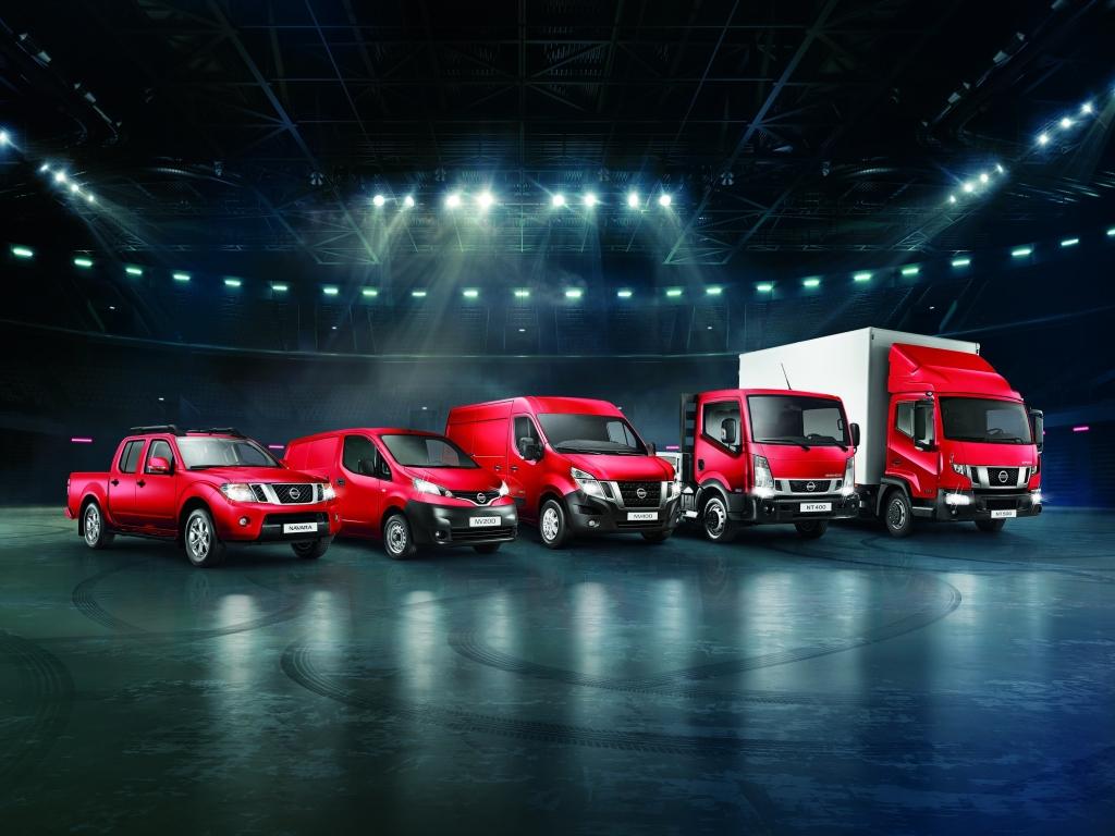 Nissan zavádí v Evropě pětiletou záruku pro užitkové vozy