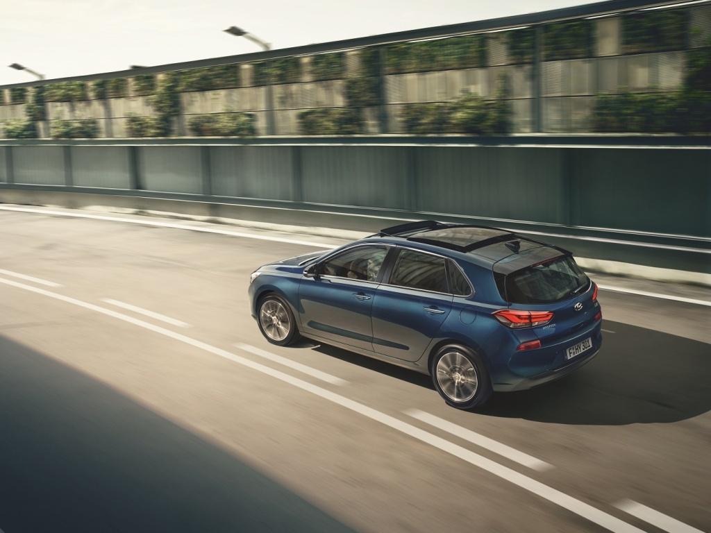 Nová generace Hyundai i30 je tady, na trh vstupuje v limitované výbavě