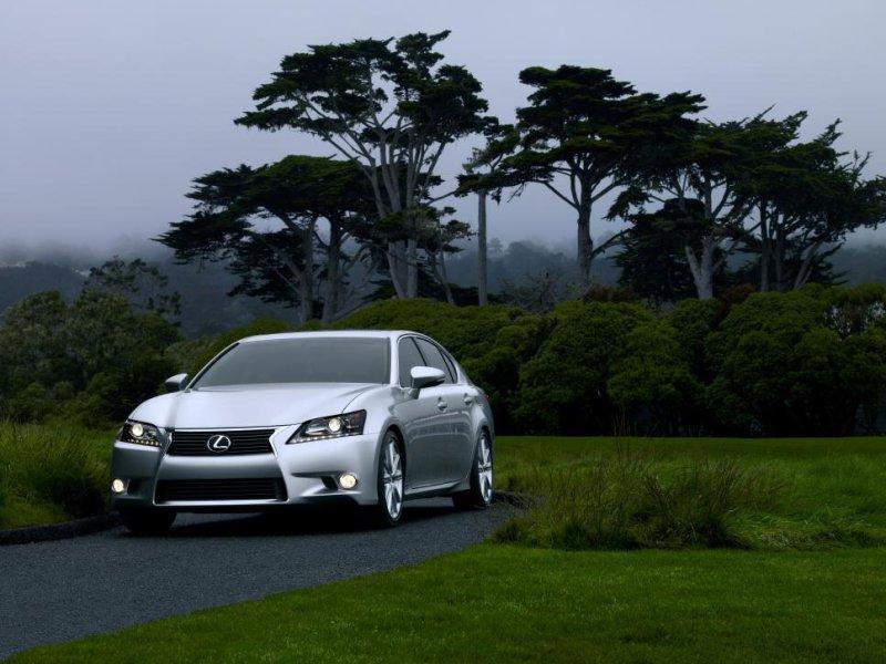 Nová generace Lexusu GS odhalena