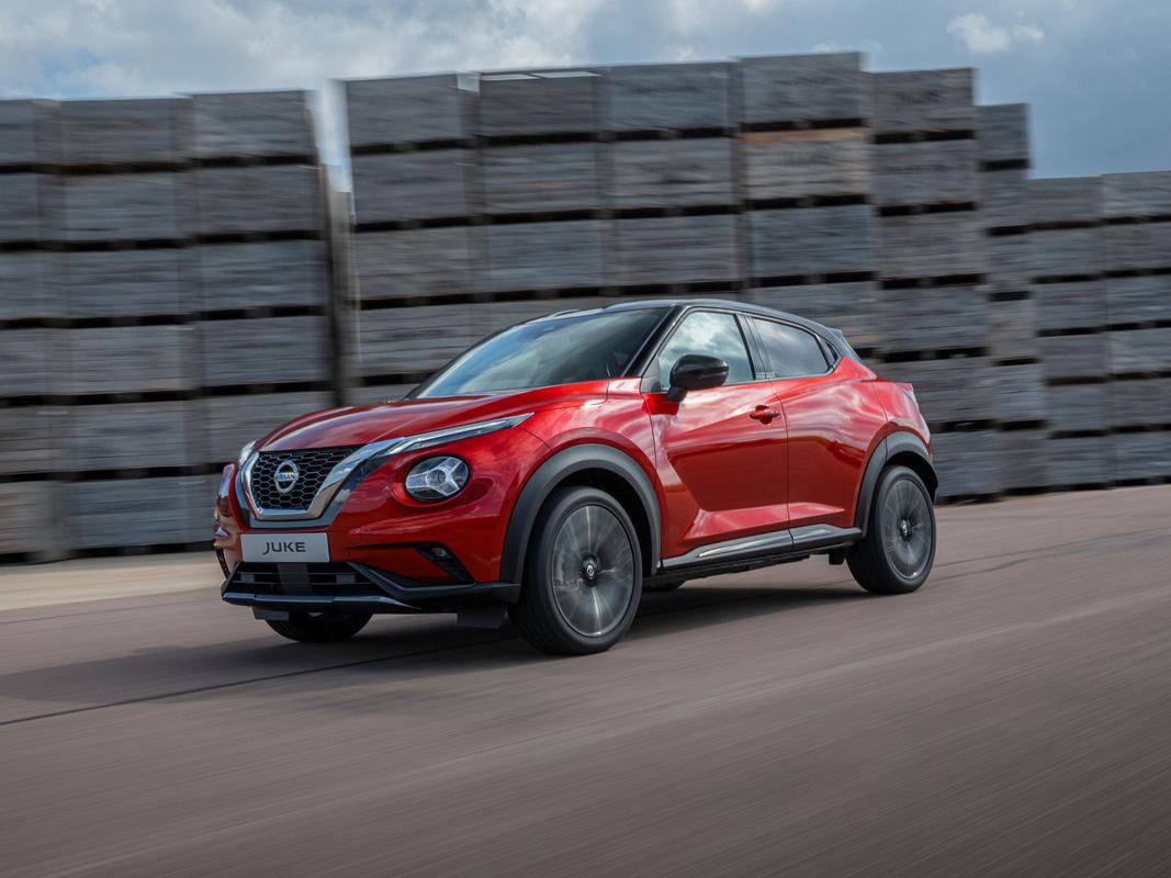 Nová generace Nissanu Juke představena, roste do krásy