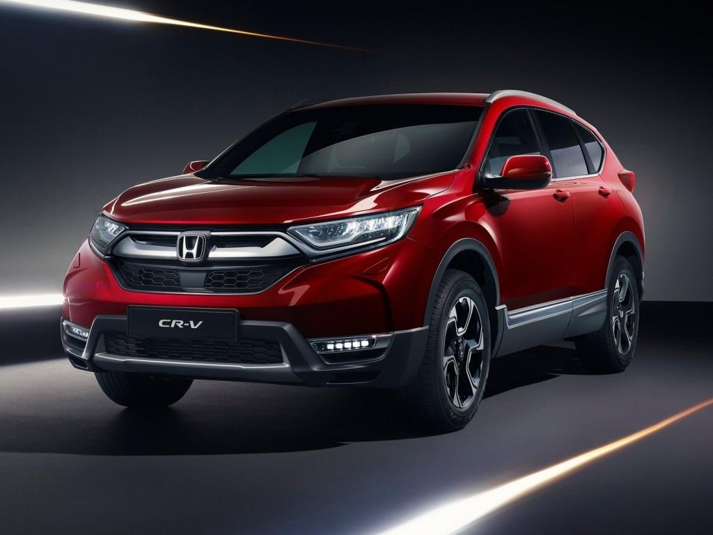 Nová Honda CR-V má české ceny, konkurenci zatápí bohatou výbavou
