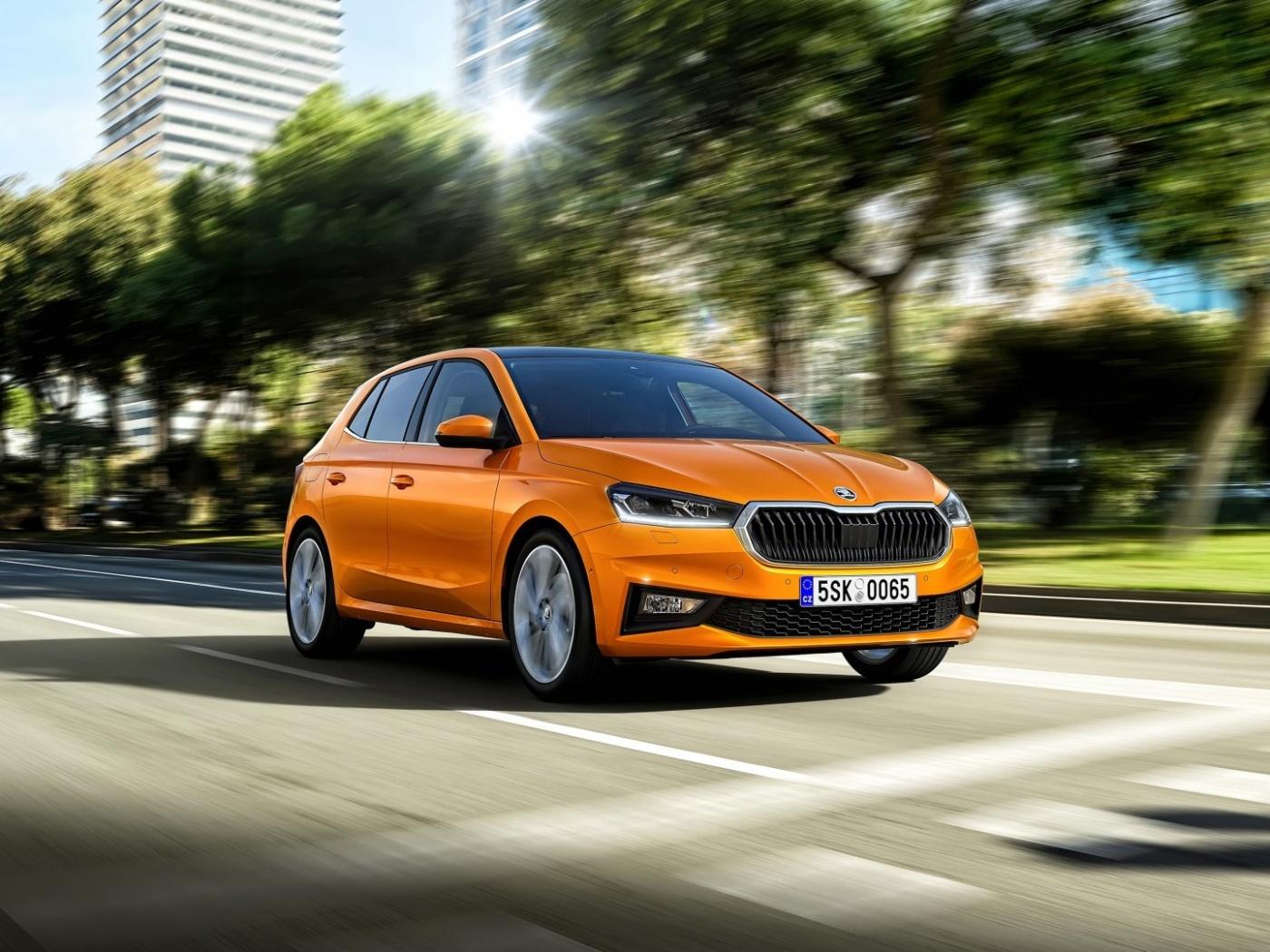 Nová Škoda Fabia dnes oficiálně vstupuje na český trh, v předprodeji si ji objednalo přes 4700 zákazníků