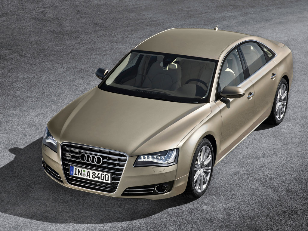 Nové Audi A8: Překvapení se nekoná. Alespoň na první pohled...