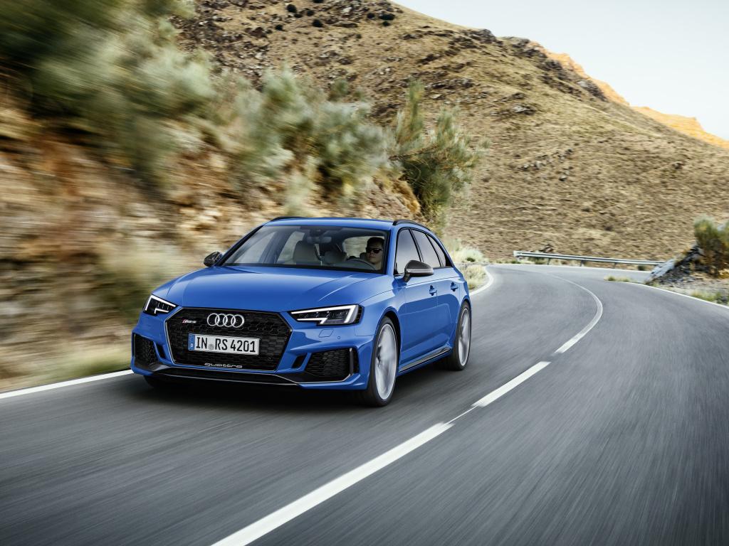 Nové Audi RS 4 Avant bude rychlé rodinné auto