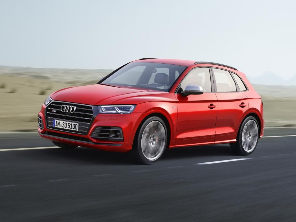 Nové Audi SQ5 ve znamení návratu benzínového šestiválce