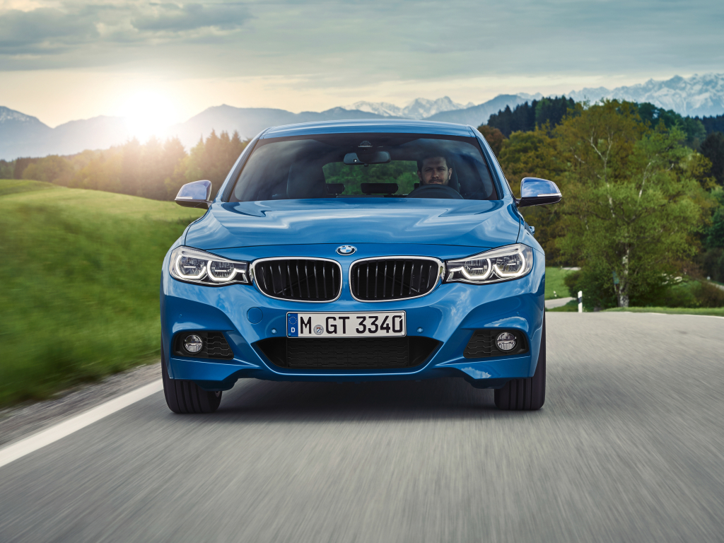 Nové BMW 3 Series Gran Turismo již v létě