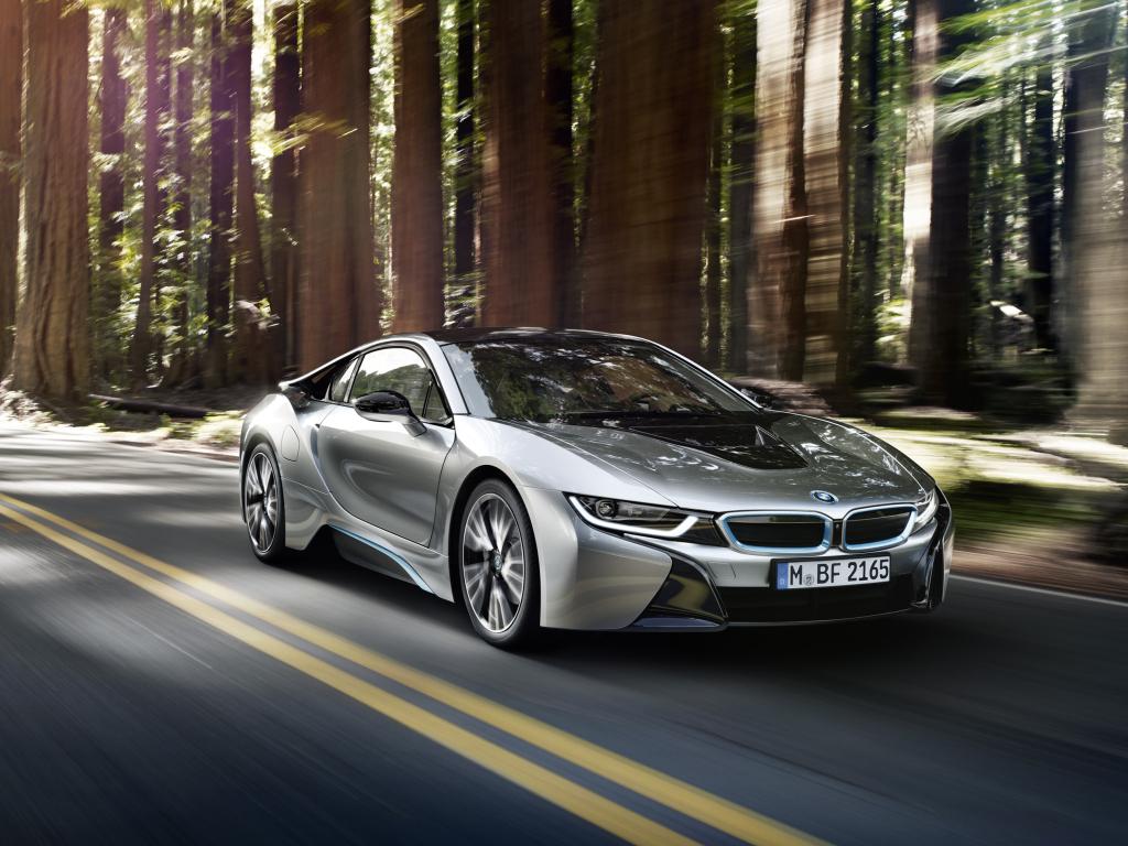 Nové BMW i8 bude stát necelých 3,5 milionu korun