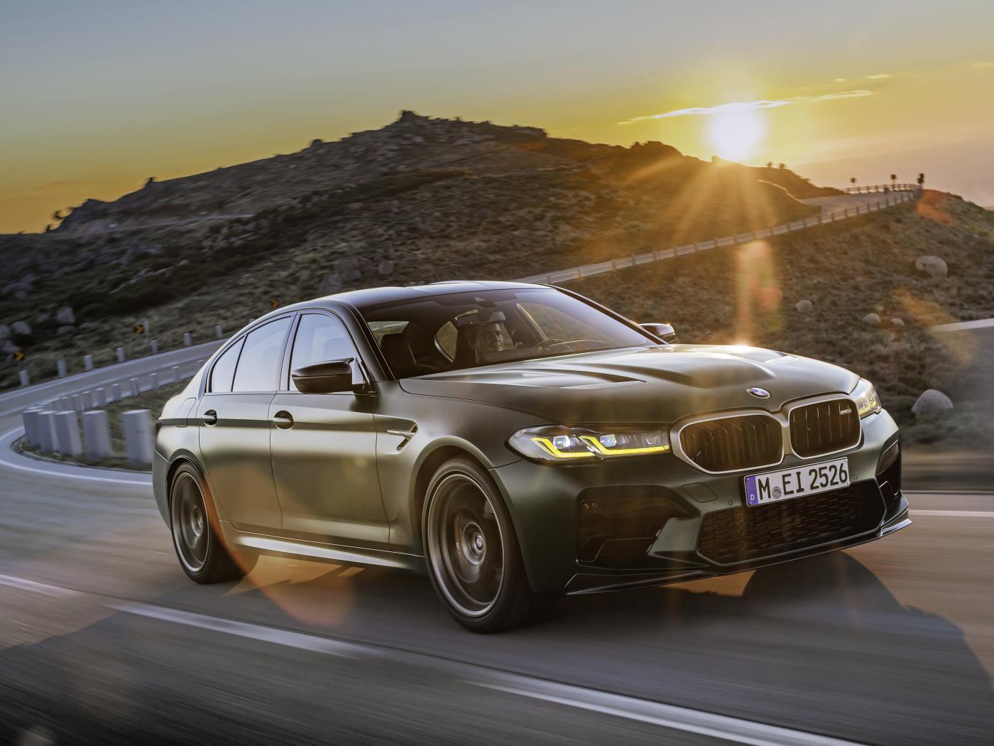 Nové BMW M5 CS bude mít 635 koní a stovku udělá za 3 sekundy
