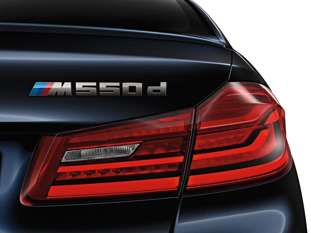 Nové BMW M550d xDrive dostalo čtyři turbodmychadla