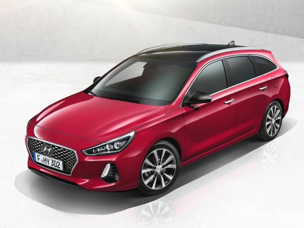 Hyundai i30 kombi jde po krku Octavii, nabídne 602 litrů velký zavazadlový prostor